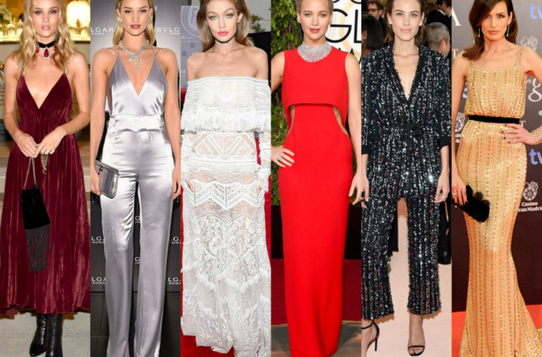 Six party looks to shine in this Holiday Season
