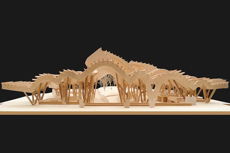 benedetta tagliabue, benedetta tagliabue entrevista, arquitectura, benedetta tagliabue arquitecta, estacion napoles