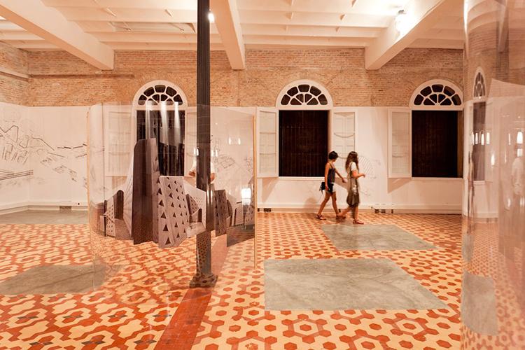 benedetta tagliabue, benedetta tagliabue entrevista, arquitectura, benedetta tagliabue arquitecta, estudio embt, fundación enric miralles