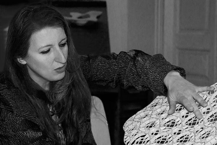 """BENEDETTA TAGLIABUE: """"Me inspiran los materiales naturales ..."""