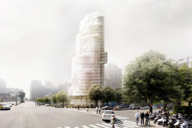 benedetta tagliabue, benedetta tagliabue entrevista, arquitectura, taichung tower taiwan