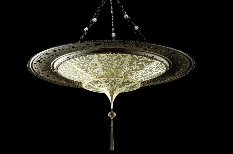 Fortuny lamp