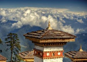 Landscapes of Bhutan