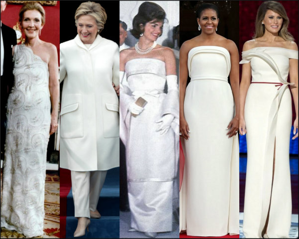 Estilo Primeras Damas First Las Style Michelle