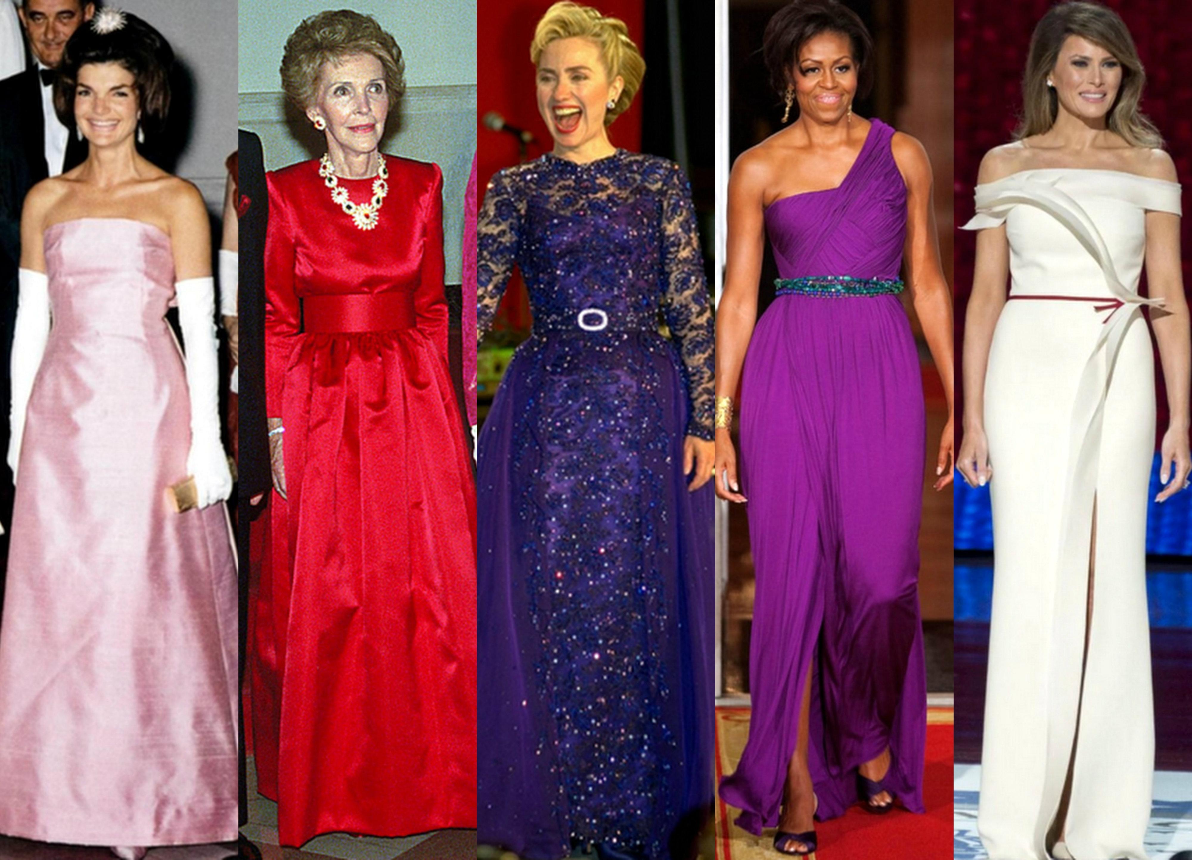 Moda y Política - Estilo Primeras Damas Norteamericanas - Magazine Horse