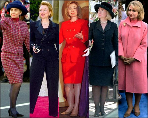estilo primeras damas, first ladies style, hillary clinton style, hillary clinton estilo, hillary clinton looks