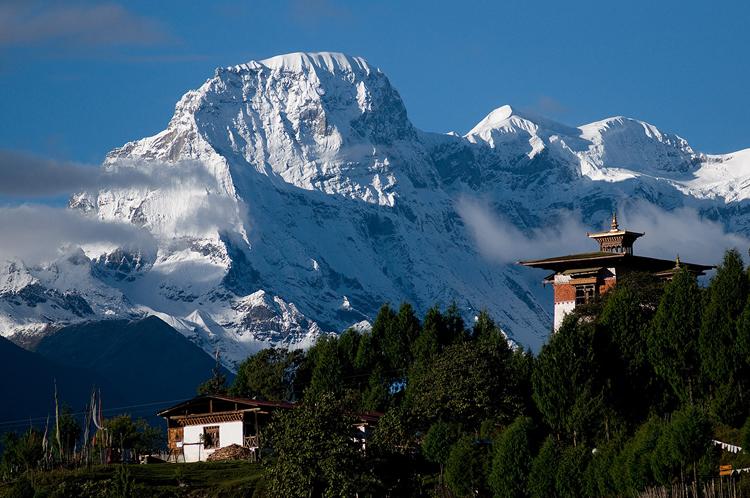 Proteger su naturaleza, es objetivo prioritario en Bután