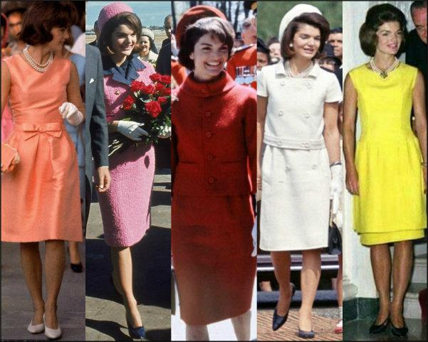 Estilo Primeras Damas First Las Style Jackie Kennedy