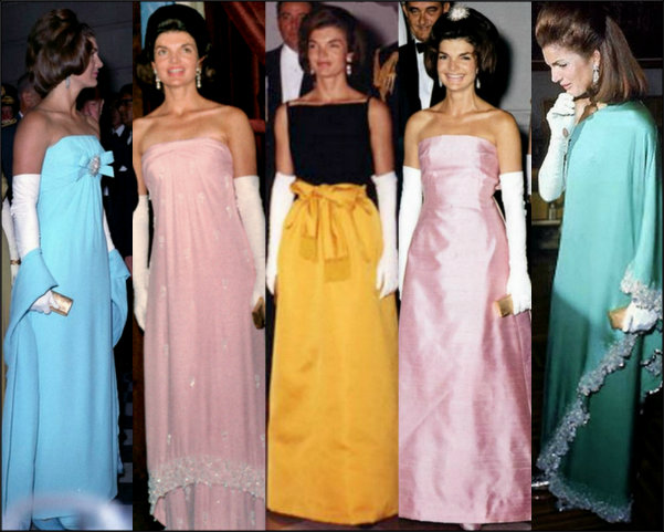 estilo primeras damas, first ladies style, jackie kennedy style, jackie kennedy estilo, jackie kennedy looks