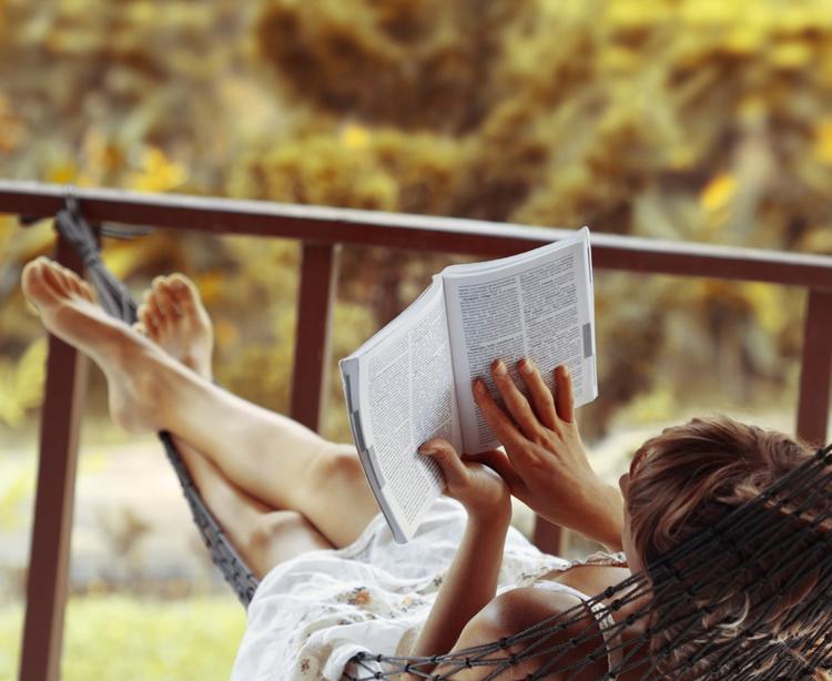 Leer como terapia de autoayuda
