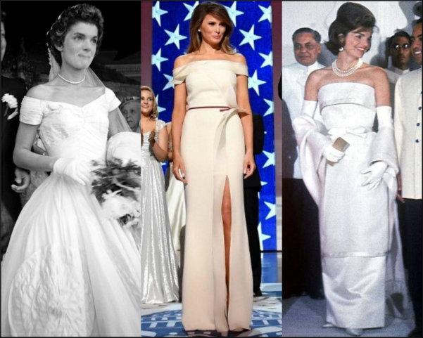 estilo primeras damas, first ladies style, melania trump style, melania trump estilo, melania trump looks