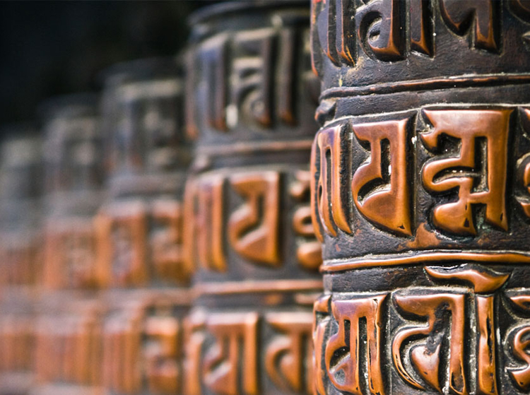 El Budismo lo impregna todo en Bután