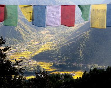 banderas de rezo