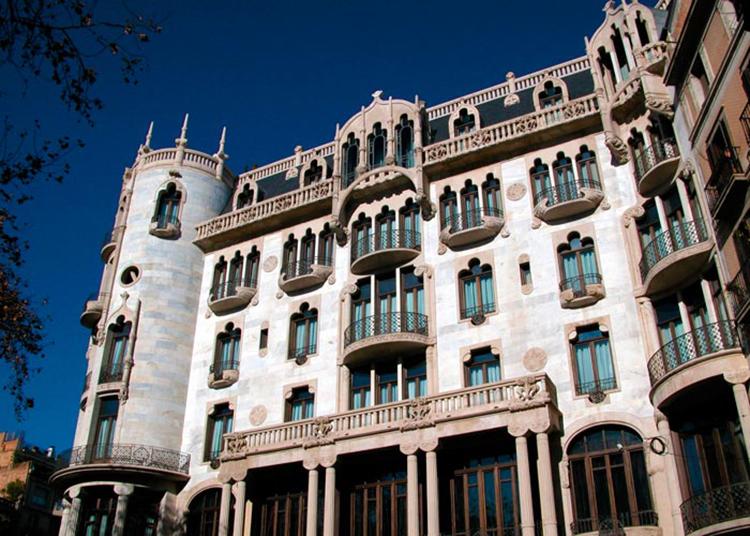 Casa Fuster en Passeig de Gràcia acoge un alto número de eventos de la BWE