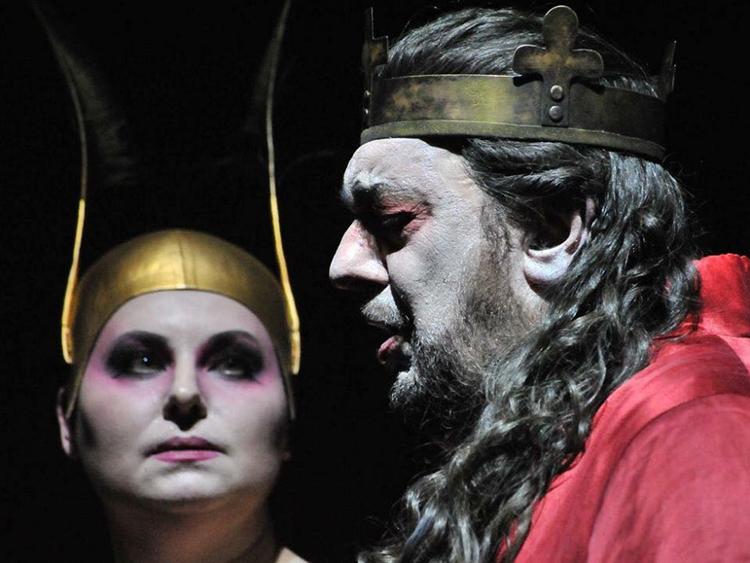 Plácido Domingo se convertirá en el Macbeth compuesto por Verdi