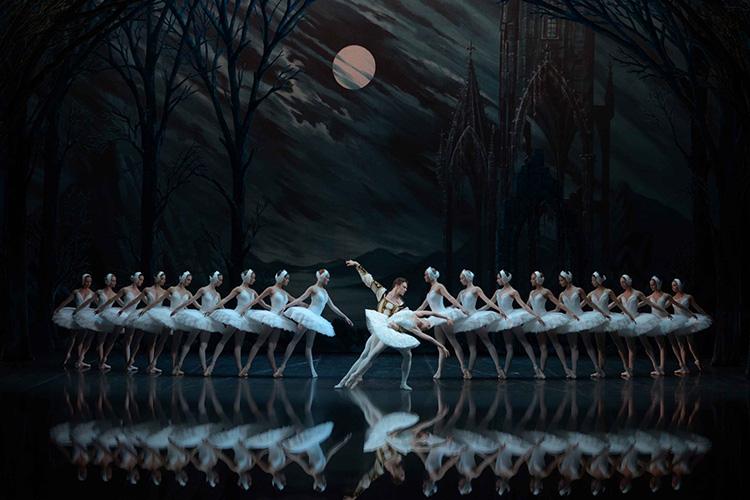 Ballet of Saint Petersburg festival