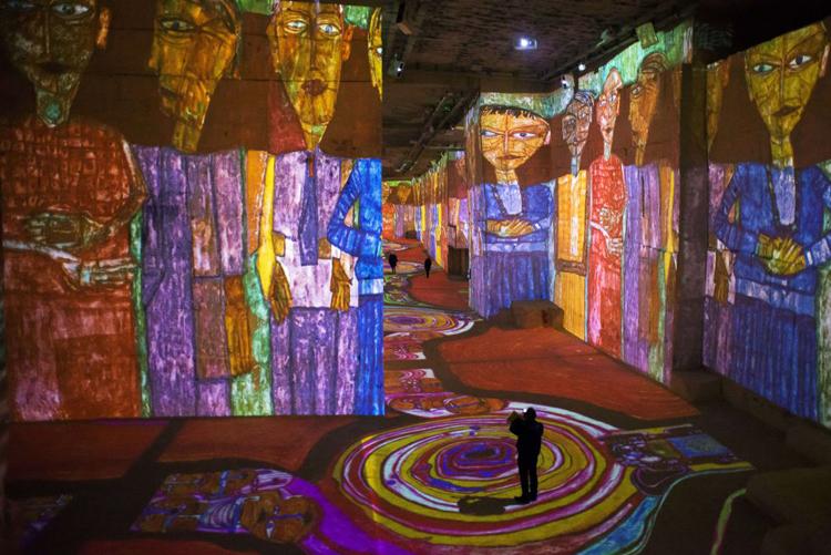 Audiovisual protagonizado por Klimt y otros pintores austriacos de inicios del siglo XX