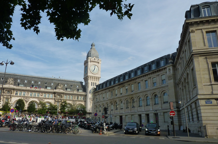 Gare de Lyon and its Clock Tower
