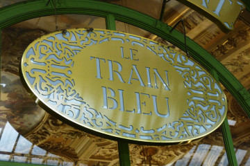 Le Train Blue-Paris