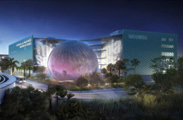 new Frost Museum of science in Miami