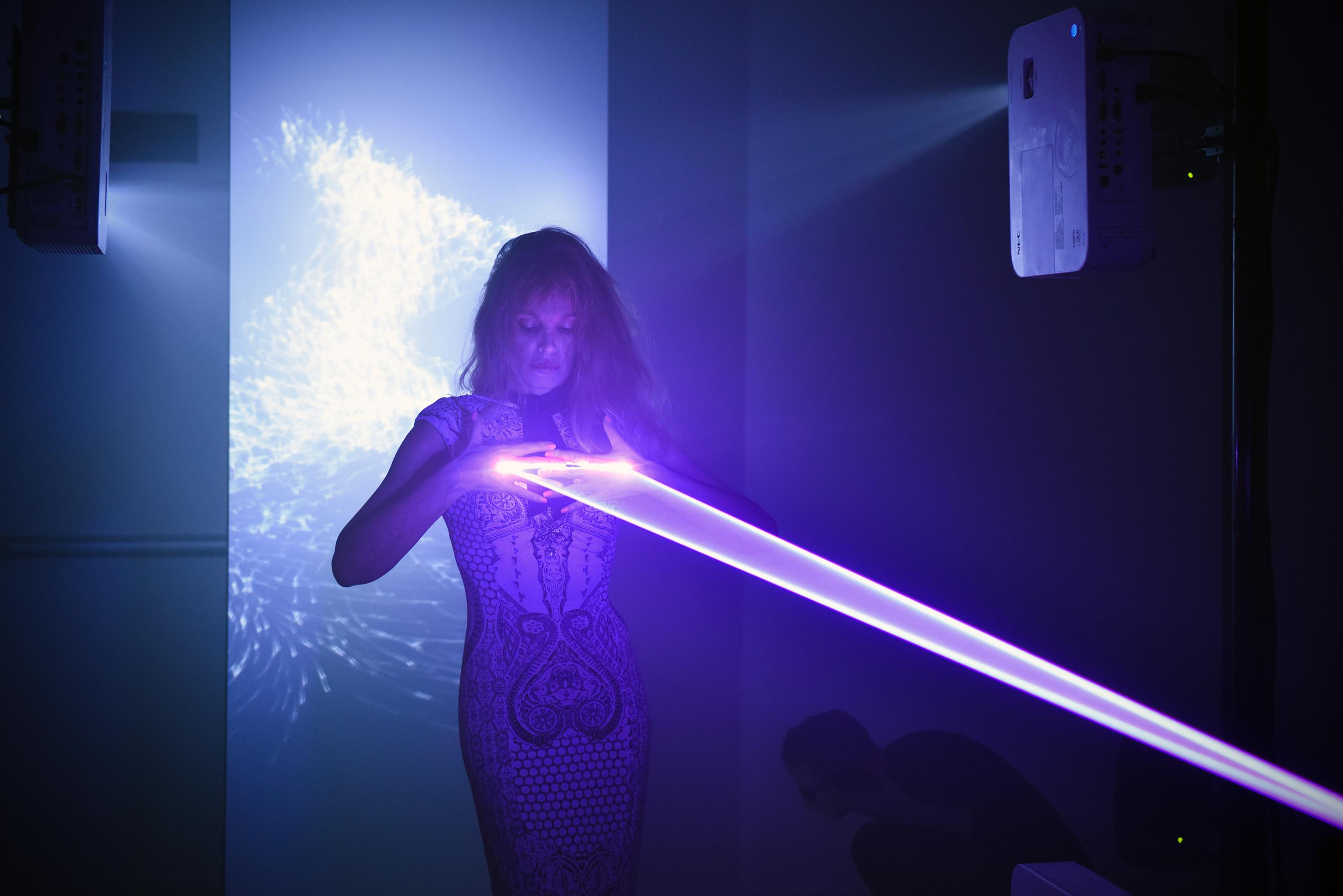 Arielle Dombasie laser TremensS