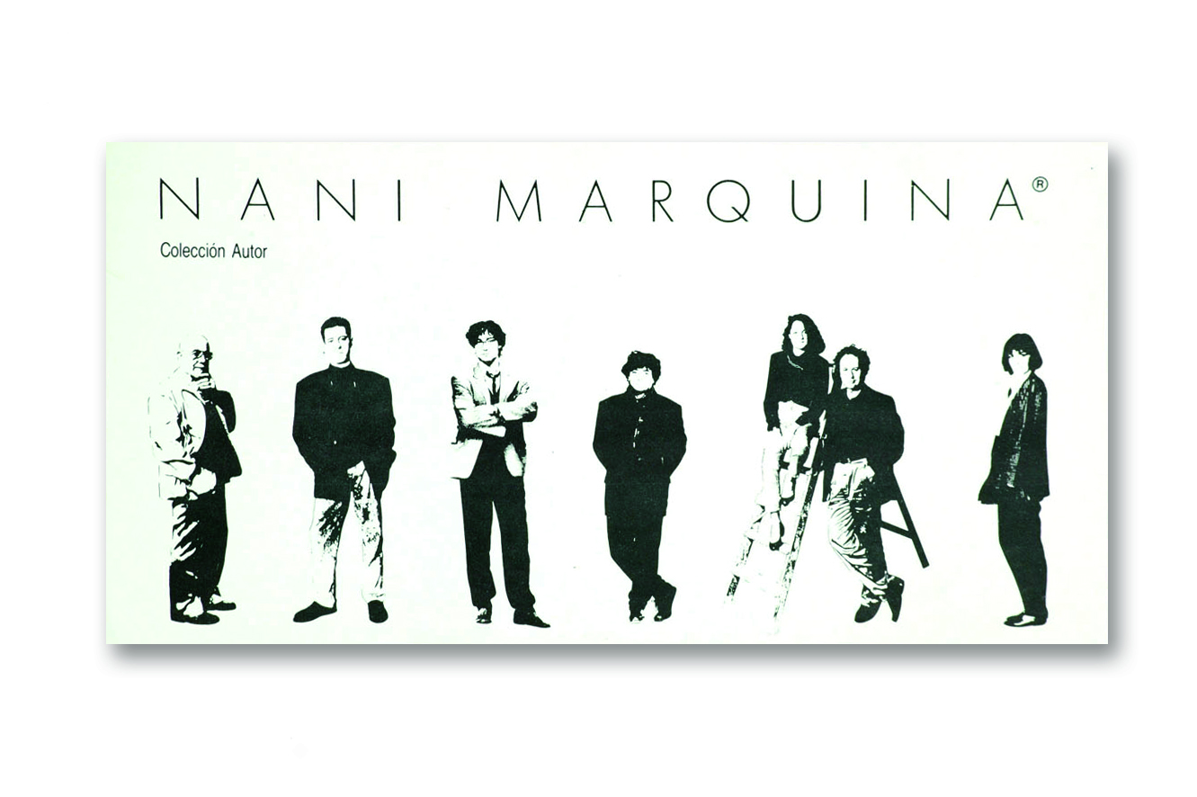 By Nani Marquina have paraded designers, interior designers and artists of various backgrounds and trends