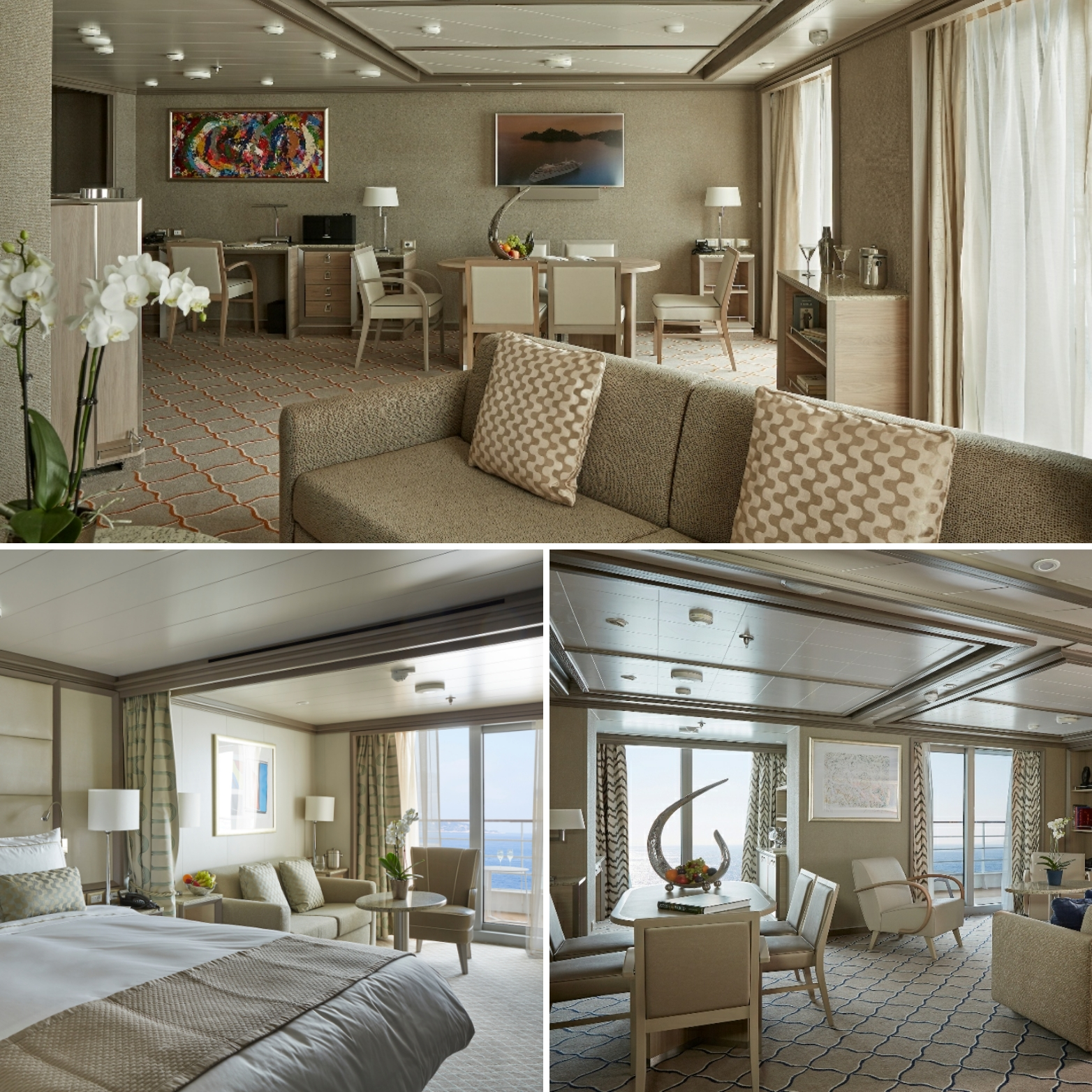 Suites-Silver Muse-Silversea-magazine-horse