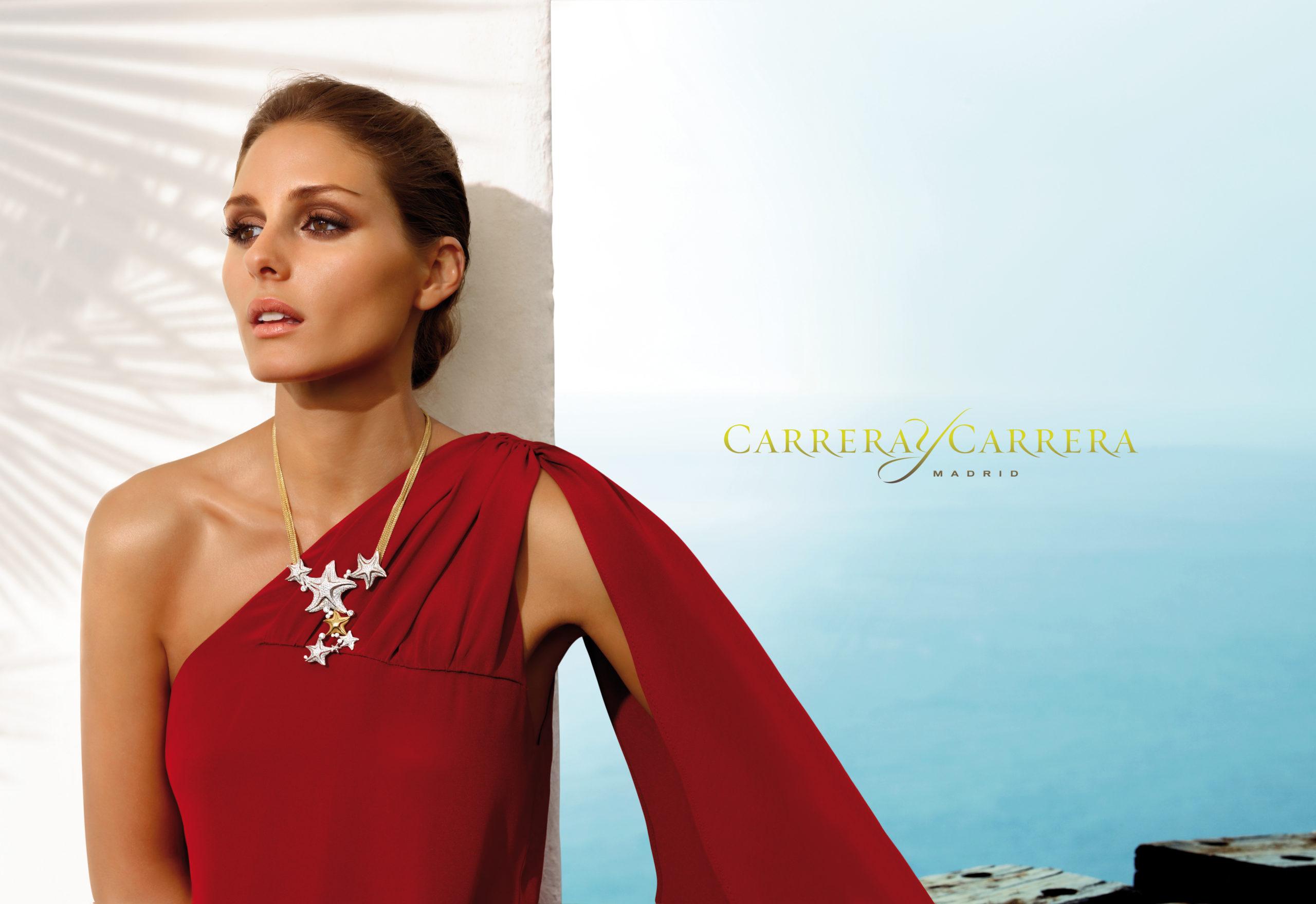 Carrera y Carrera con Olivia Palermo en Ibiza