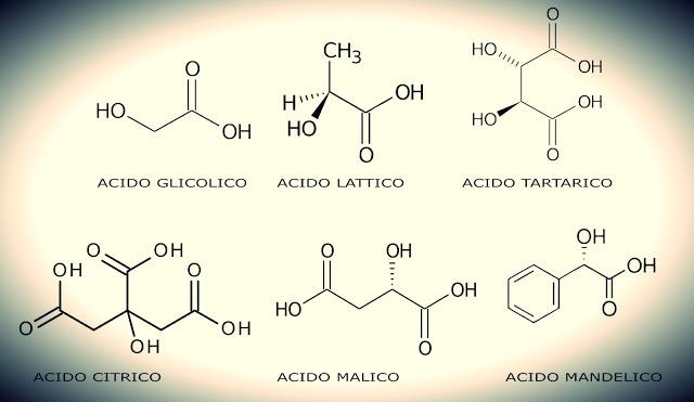 peelings químicos