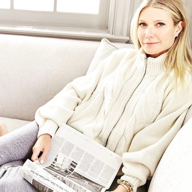 Gwyneth Paltrow Yoga Face yoga: an effectiv...