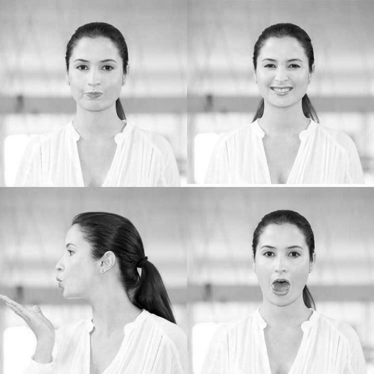 Diana Bordón Yoga facial
