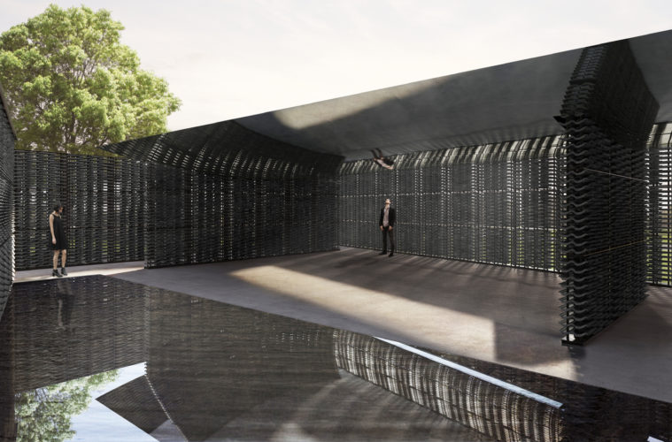 Serpentine Pavilion 2018