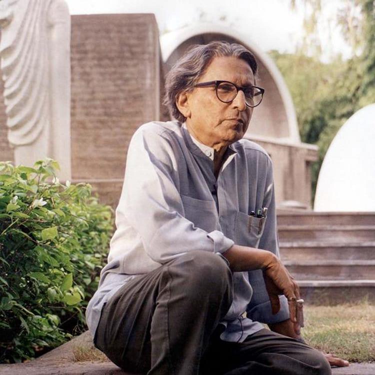 El arquitecto indio Balkrishna Doshi, nuevo premio Pritzker 2018