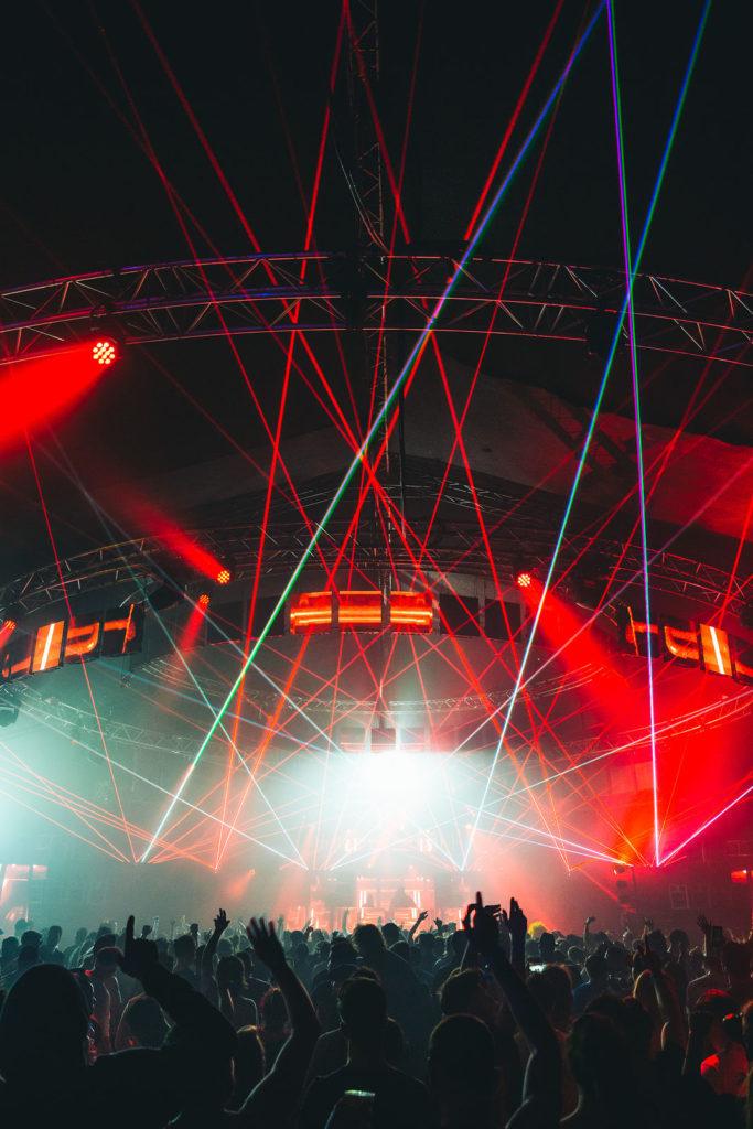 Festival de música electrónica y ski Snowbombing