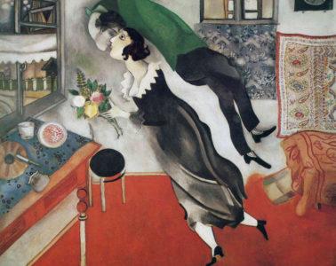 Chagall Guggenheim Bilbao