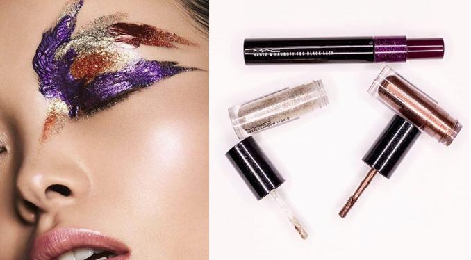 M.A.C. cosmetics Dazzleshadow