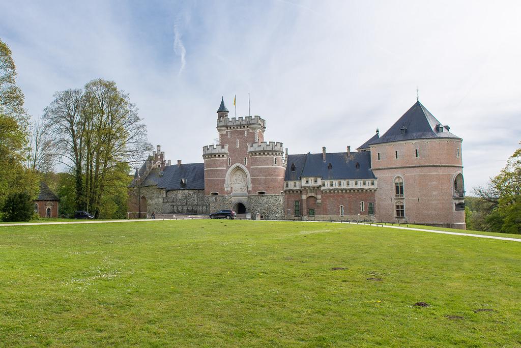 El Castillo de Gaasbeek,