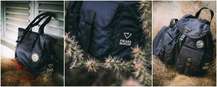 proyecto sostenible de Prada