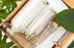 envase de cartón para sus cosméticos
