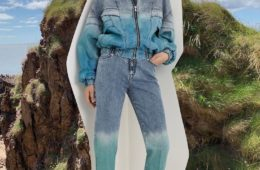denim compostable de Stella McCartney