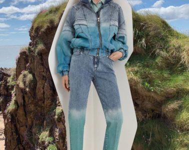 denim compostable de Stella McCartney
