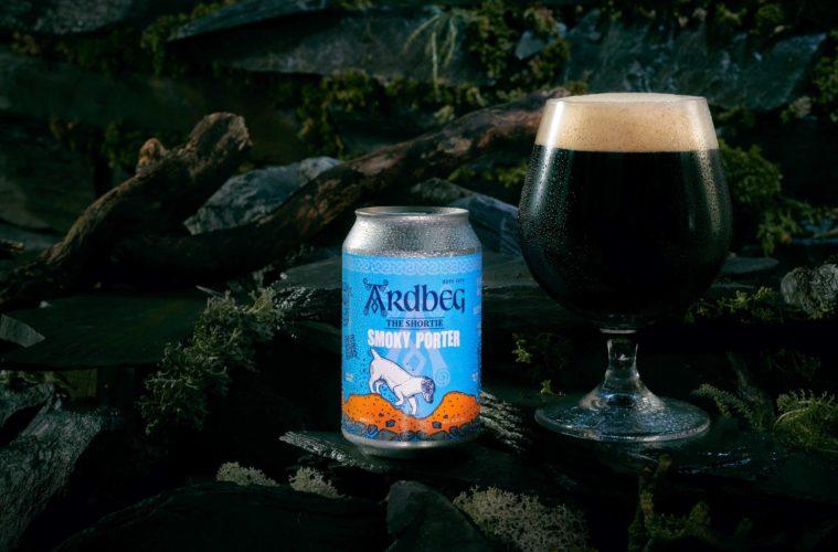 Cerveza Ardberg solidaria