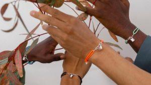 Pulseras Silver Lockit, Louis Vuitton para Unicef
