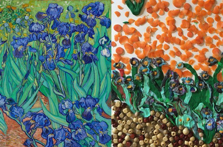 Museo-Getty-Van Gogh-magazinehorse