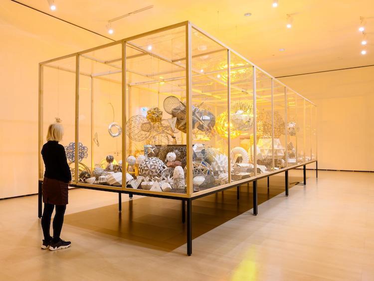 Model room (2003). Museo Guggenheim, Bilbao. Olafur Eliasson