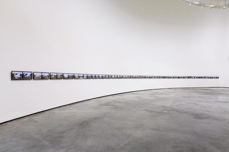 The glacier melt series 1999-2019 (2019). Museo Guggenheim, Bilbao. Olafur Eliasson
