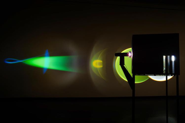 Escaped light landscape (2020). Kunsthaus, Zürich. Olafur Eliasson