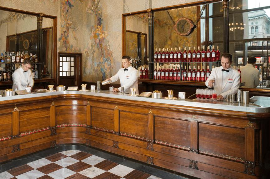 Camparino-Milan