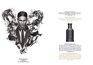 Editorial perfumes Greg Swales Horse