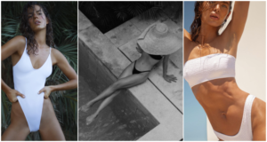 Bikinis y bañadores high leg Ônne Swimwear